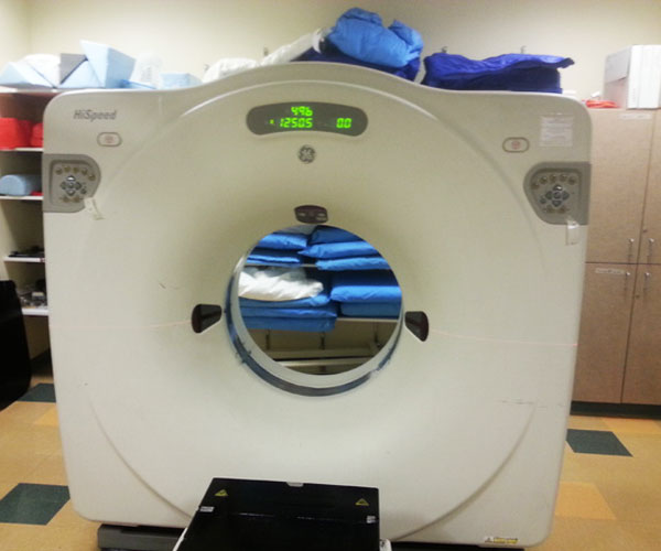 Highspeed CT Scanner