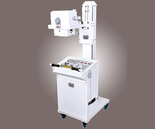 X-ray Mobile Machine