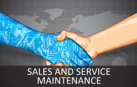 Sales & Service Maintenance